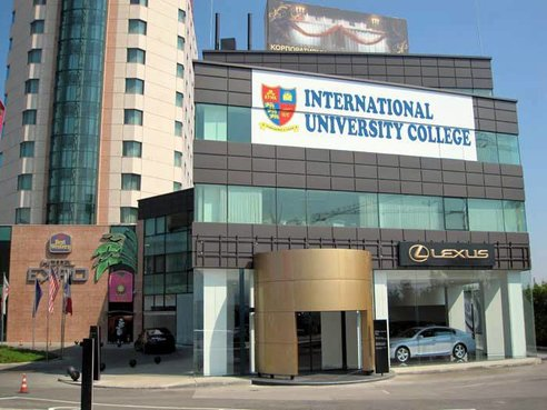 International University College