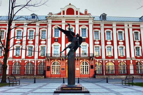 Graduate School of Management, St.Petersburg University (GSOM SPbU)
