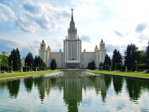 Lomonosov Moscow State University Business School