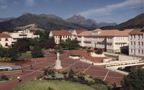 University of Stellenbosch Business School