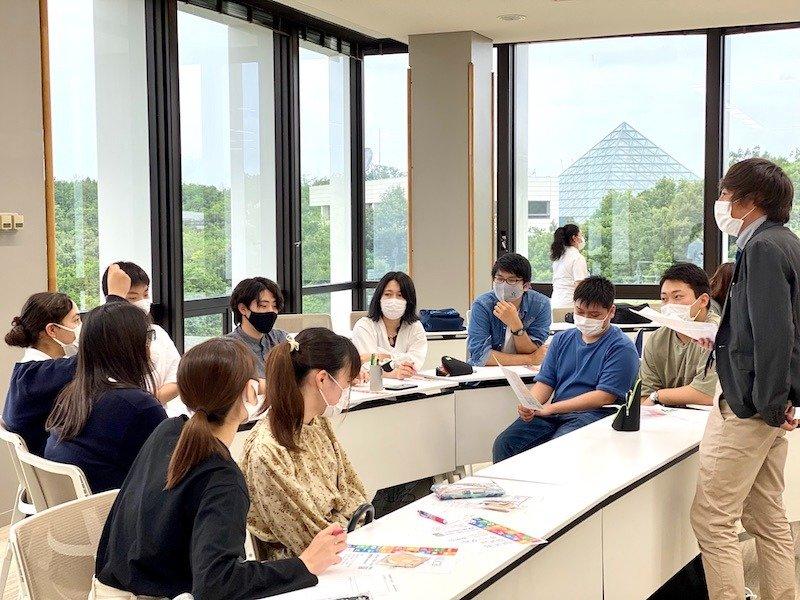 高大連携SDGsプロジェクト始動 | お知らせ | メインキャンパス | 名古屋商科大学《AACSB国際認証校》